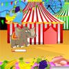 Cirkuszi állatok játék