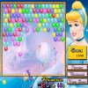 Cinderella Bubble Hit Spiel