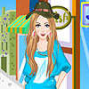 City Mode Dress up Spiel