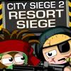 Град обсада 2 курорт обсада игра