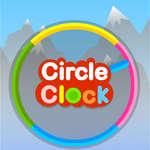 Circle Clock game