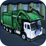 City Garbage truck game