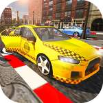 City Taxi Driver Simulator Car Driving Games