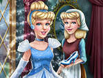 Cinderella Princess Transform game