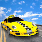City Taxi Simulator 3d game