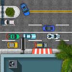 Parcare a orașului 2D joc