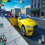 Город Такси Вождение Симулятор игры 2020