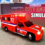 Simulator de ambulanță urbană joc