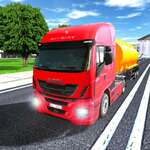 Stadt Driving Truck Simulator 3D Spiel