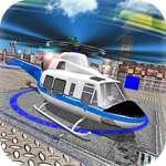 игра Симулятор городского вертолета