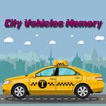 игра Память городских транспортных средств