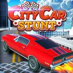игра Городские автомобильные трюки Симулятор Игры 3D