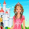 Klasszikus hercegnő divat játék