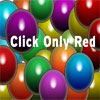 Click Only Red game