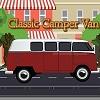 Klassische Camper Van Spiel