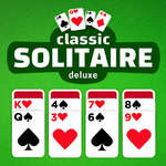 Classic Solitaire Deluxe jeu