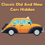 Classic Old And New Cars Hidden game