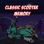 Klassische Scooter-Speicher Spiel