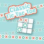 Classic Tic Tac Toe game