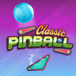 Klassischer Pinball Spiel