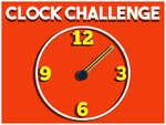 Clock Challenge game