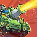игра Столкновение танков