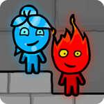 Temple de la forêt de CMG Fireboy et Watergirl jeu