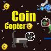 Munt kat Copter spel