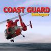 Helicóptero del guardacostas juego
