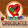 Coloring Book - Chocolates game