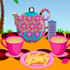 Coffee Time Decoration game