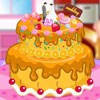 Cooking Celebration Cake game
