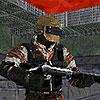 Lutte contre le jeu de tir 3D jeu