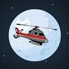 Mentő helikopter játék