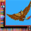 игра Раскраски - птицы