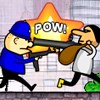 Cop And Robbers game
