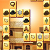 Cowboy Mahjong spel