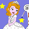 Coloring Princess Sofia game