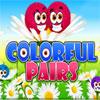 Perechile colorate joc