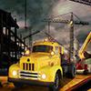 Cargo City építése játék