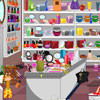 Cosmetics Beauty Shop game