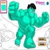 El Hulk de color juego