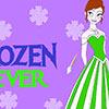 Magic donmuş boyama Anna oyunu