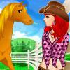 Tesoro cowgirl gioco