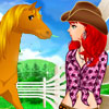 Cowgirl lieverd spel