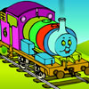 Coloring Thomas game