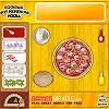 Cocinar Pizza de Peperoni caliente juego