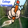 College Crossword game