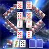Cosmic Trip Solitaire game