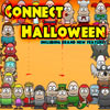 Connect Halloween game